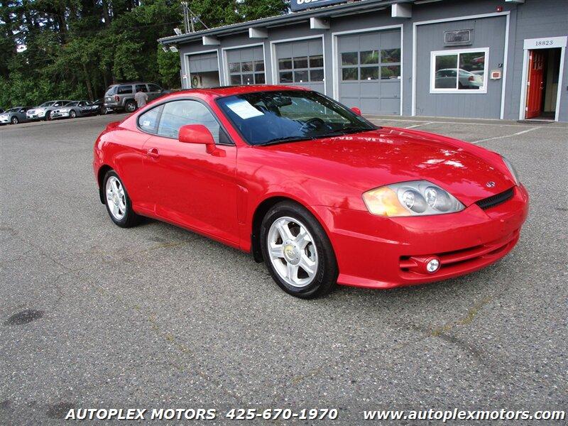 2003 Hyundai Tiburon GT V6  - 12072  - Autoplex Motors