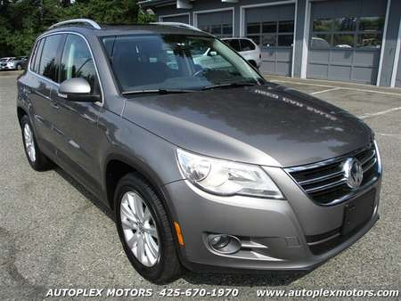 2009 Volkswagen Tiguan SE for Sale  - 12071  - Autoplex Motors