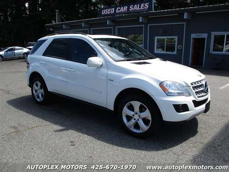 2009 Mercedes-Benz M-Class ML 320 BlueTEC for Sale  - 12074  - Autoplex Motors