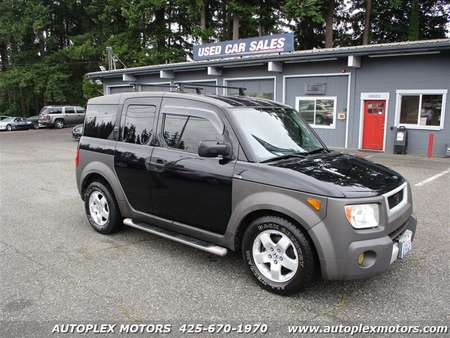 2004 Honda Element EX 4WD for Sale  - 12063  - Autoplex Motors