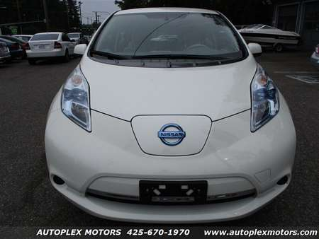2011 Nissan LEAF SV for Sale  - 12081  - Autoplex Motors