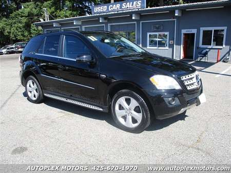 2011 Mercedes-Benz M-Class ML 350 BlueTEC for Sale  - 11549  - Autoplex Motors