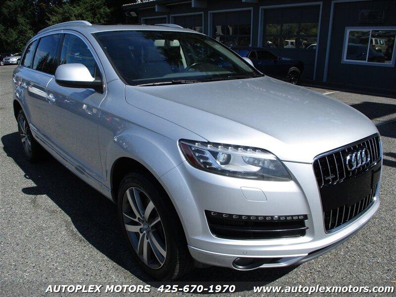 2012 Audi Q7  - Autoplex Motors