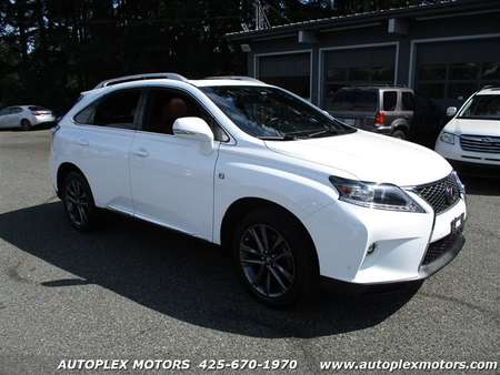 2015 Lexus RX 350 350 F SPORT AWD for Sale  - 12132  - Autoplex Motors