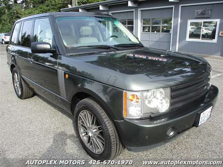 2005 Land Rover Range Rover HSE for Sale  - 12138  - Autoplex Motors