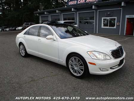 2008 Mercedes-Benz S-Class S 550 for Sale  - 12149  - Autoplex Motors