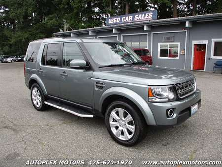 2015 Land Rover LR4 HSE 4WD for Sale  - 12148  - Autoplex Motors