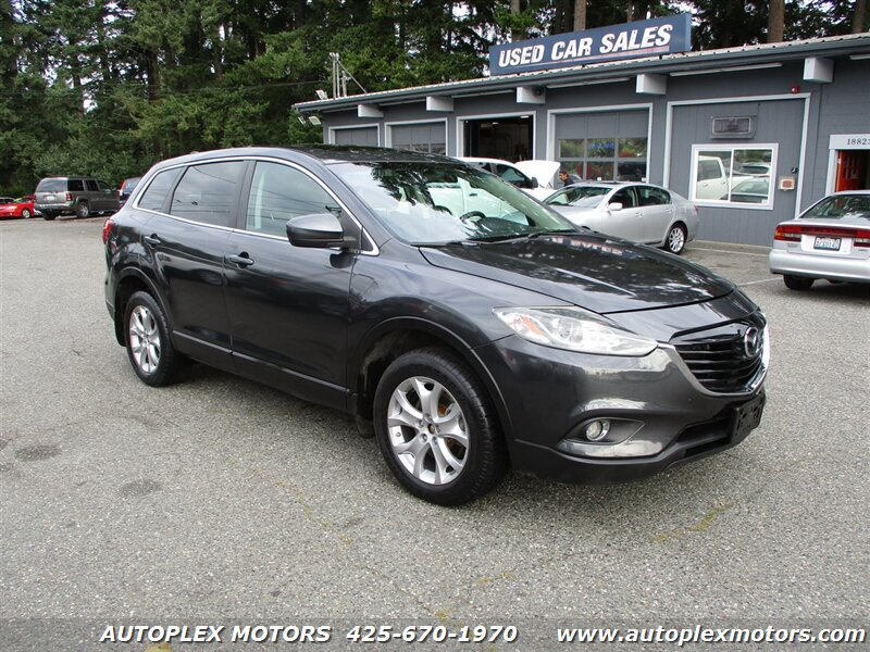 2014 Mazda CX-9 Touring AWD  - 12118  - Autoplex Motors