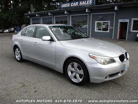 2006 BMW 5 Series 525xi AWD for Sale  - 12159  - Autoplex Motors