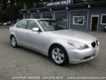 2006 BMW 5 Series 525xi AWD  - 12159  - Autoplex Motors