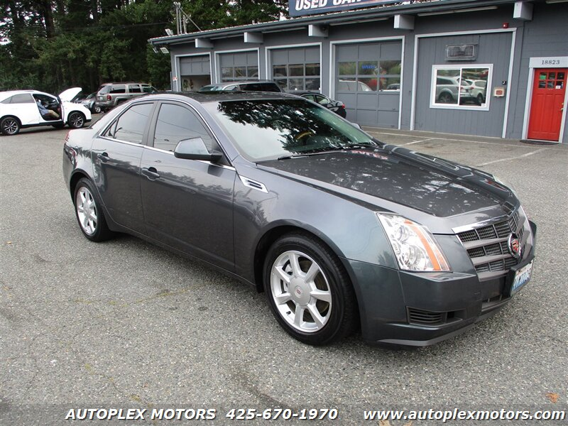 2008 Cadillac CTS 3.6L DI  - 12163  - Autoplex Motors