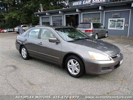 2007 Honda Accord EX-L for Sale  - 12172  - Autoplex Motors