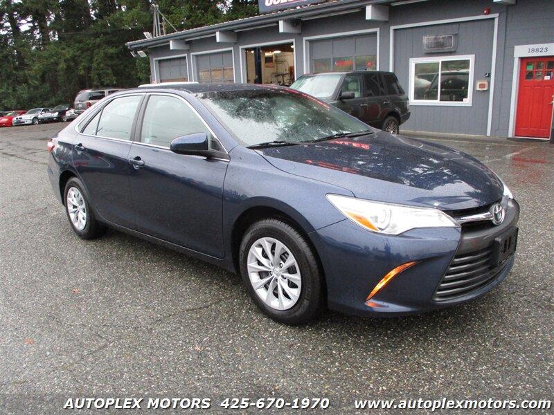 2015 Toyota Camry  - Autoplex Motors