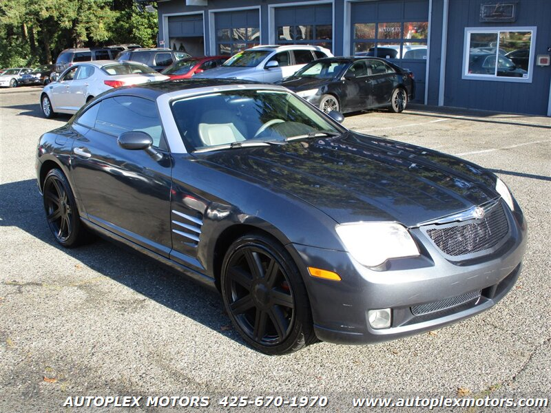 2006 Chrysler Crossfire  - Autoplex Motors