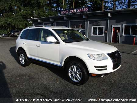 2010 Volkswagen Touareg V6 TDI for Sale  - 12183  - Autoplex Motors