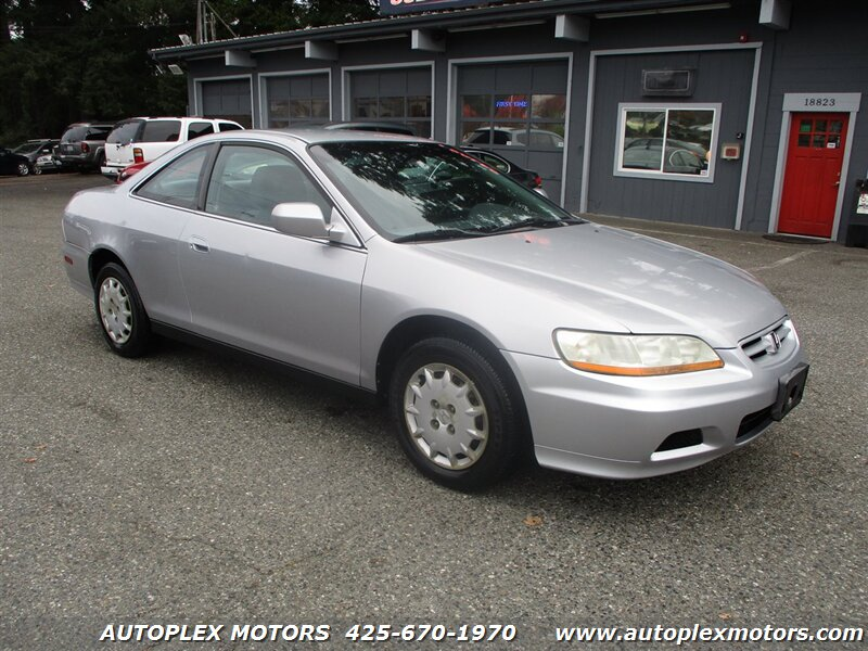 2002 Honda Accord Cpe LX  - 12193  - Autoplex Motors