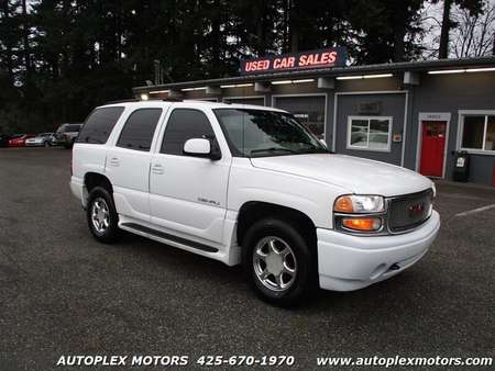 2005 GMC Yukon Denali Denali AWD for Sale  - 12194  - Autoplex Motors