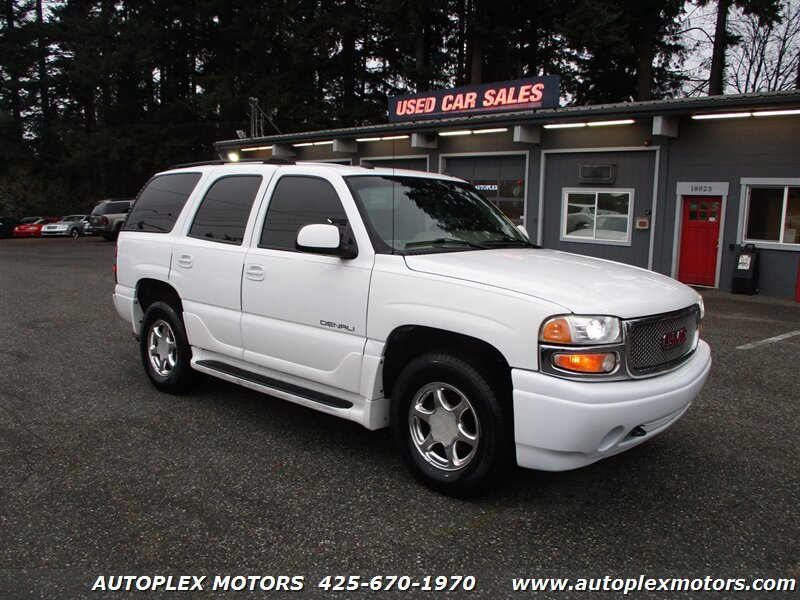 2005 GMC Yukon Denali Denali AWD  - 12194  - Autoplex Motors