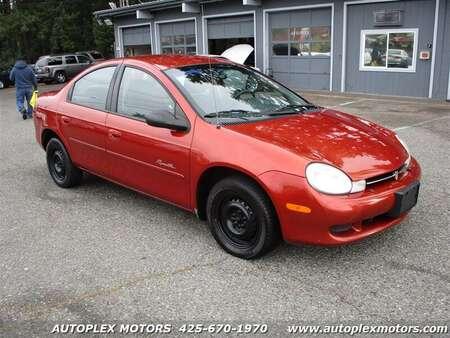 2001 Plymouth Neon Highline for Sale  - 12207  - Autoplex Motors