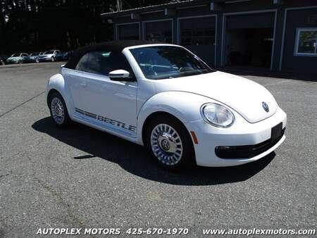 2013 Volkswagen Beetle Convertible 2.5L PZEV for Sale  - 12198  - Autoplex Motors