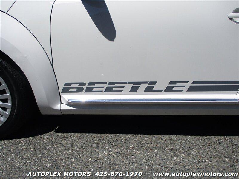 2013 Volkswagen Beetle Convertible  - Autoplex Motors