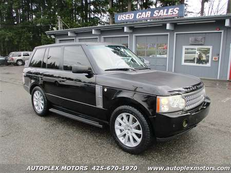 2007 Land Rover Range Rover Supercharged Supercharged 4dr SUV 4WD for Sale  - TR10377  - Autoplex Motors