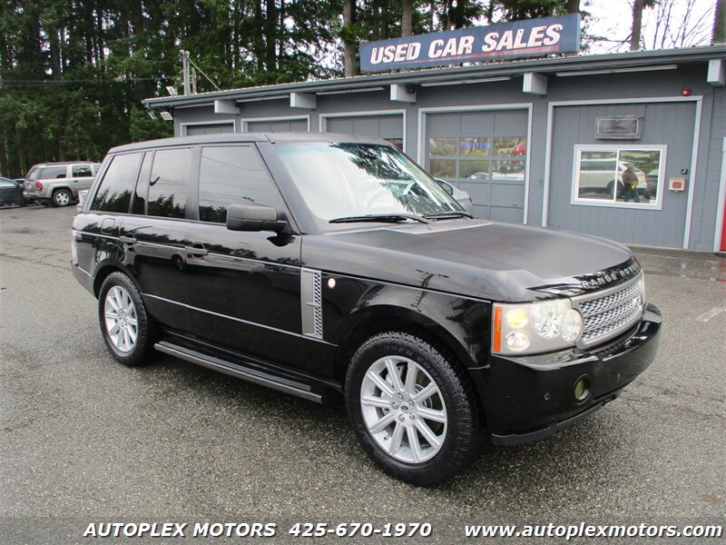 2007 Land Rover Range Rover Supercharged Supercharged 4dr SUV 4WD  - TR10377  - Autoplex Motors