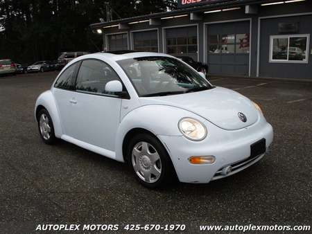2000 Volkswagen New Beetle GLS for Sale  - 12229  - Autoplex Motors