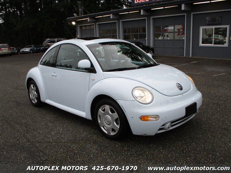 2000 Volkswagen New Beetle GLS  - 12229  - Autoplex Motors