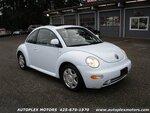 2000 Volkswagen New Beetle  - Autoplex Motors