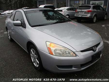2004 Honda Accord Cpe EX V-6 for Sale  - 12240  - Autoplex Motors