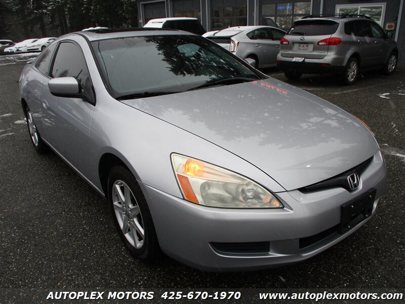 2004 Honda Accord Cpe EX V-6  - 12240  - Autoplex Motors