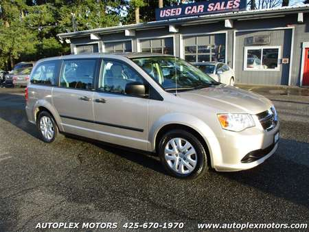 2014 Dodge Grand Caravan American Value Package for Sale  - 12242  - Autoplex Motors