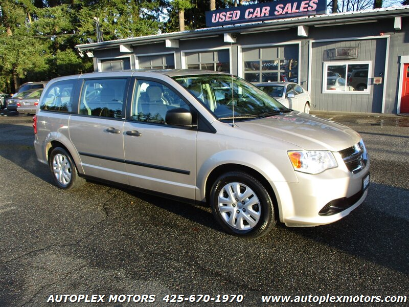 2014 Dodge Grand Caravan  - Autoplex Motors