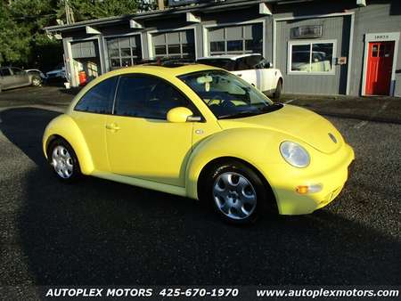 2003 Volkswagen Beetle GLS for Sale  - 12244  - Autoplex Motors