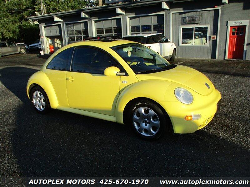 2003 Volkswagen Beetle GLS  - 12244  - Autoplex Motors