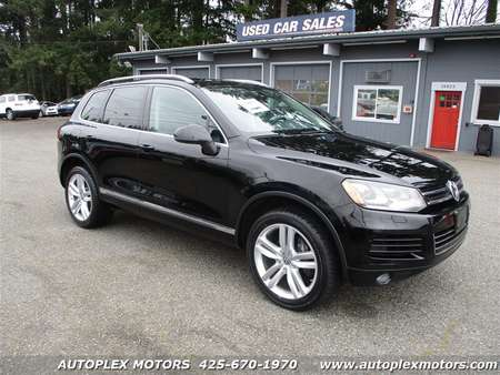 2011 Volkswagen Touareg TDI Executive for Sale  - 12246  - Autoplex Motors