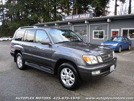 2005 Lexus LX 470 470 for Sale  - 12254  - Autoplex Motors