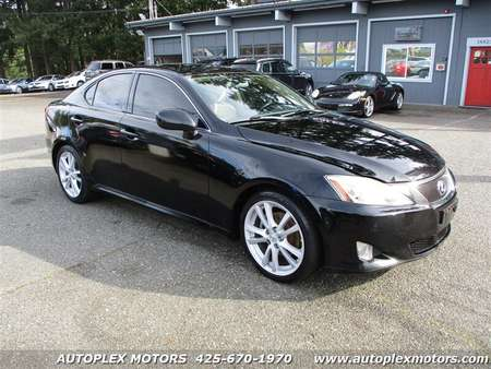 2006 Lexus IS 250 250 for Sale  - 12252  - Autoplex Motors