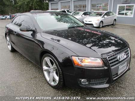 2011 Audi A5 2.0T quattro Premium Plus for Sale  - 12253  - Autoplex Motors