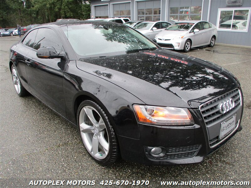 2011 Audi A5 2.0T quattro Premium Plus  - 12253  - Autoplex Motors