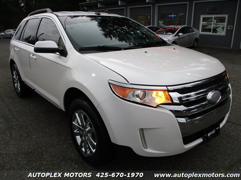 2011 Ford Edge Limited AWD  - 12256  - Autoplex Motors
