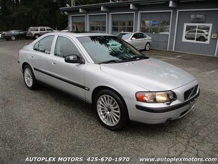 2001 Volvo S60 T5 for Sale  - 12227  - Autoplex Motors