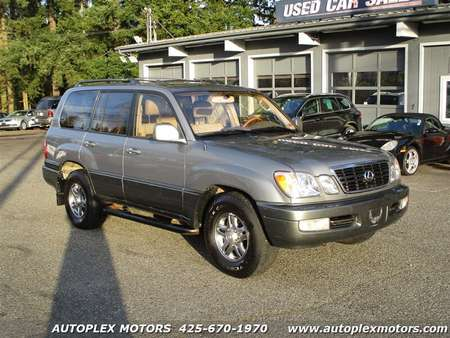 2001 Lexus LX 470 470 for Sale  - 12262  - Autoplex Motors