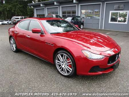 2016 Maserati Ghibli S Q4 for Sale  - 12209  - Autoplex Motors