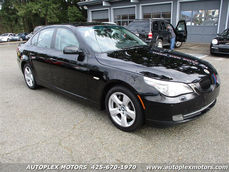 2008 BMW 5 Series 535xi AWD  - 12265  - Autoplex Motors