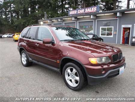 2001 BMW X5 4.4i AWD for Sale  - 12267  - Autoplex Motors