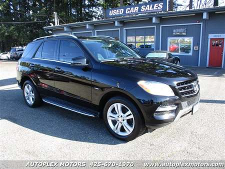 2012 Mercedes-Benz M-Class ML 350 BlueTEC for Sale  - 12269  - Autoplex Motors