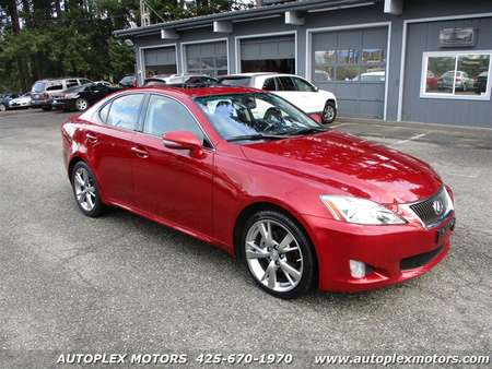 2010 Lexus IS 250 250 for Sale  - 12275  - Autoplex Motors