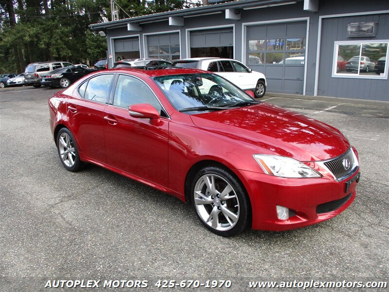 2010 Lexus IS 250 250  - 12275  - Autoplex Motors